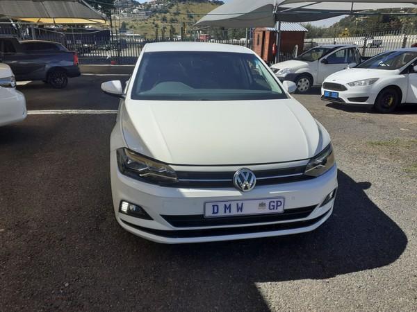 2018 Volkswagen Polo 1.0 TSI Highline DSG 85kW Gauteng Johannesburg_0