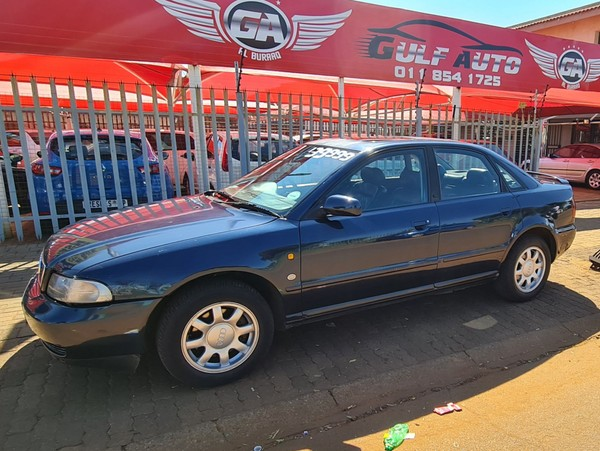 1997 Audi A4 2.8 Executive  Gauteng Lenasia_0