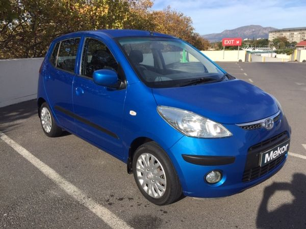 2010 Hyundai i10 1.1 Gls  Western Cape Cape Town_0