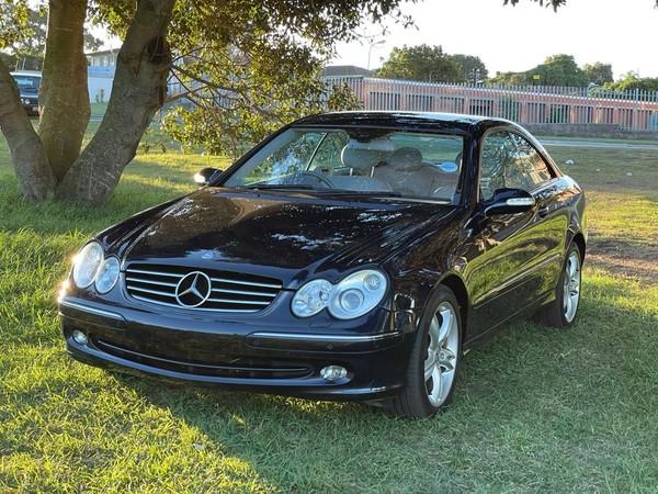 2003 Mercedes-Benz CLK-Class Clk 500 Coupe  Eastern Cape Port Elizabeth_0