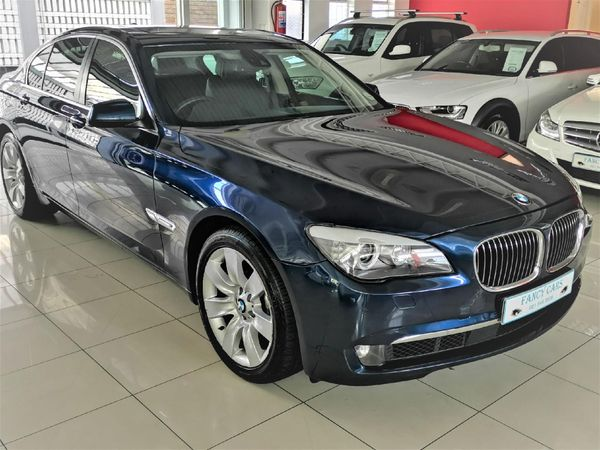 2012 BMW 7 Series 750i Individual f01  Western Cape Bellville_0
