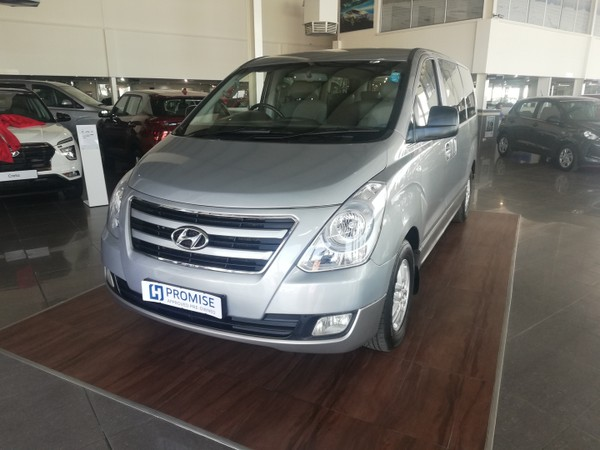 2016 Hyundai H-1 2.5 CRDI Wagon Auto North West Province Rustenburg_0