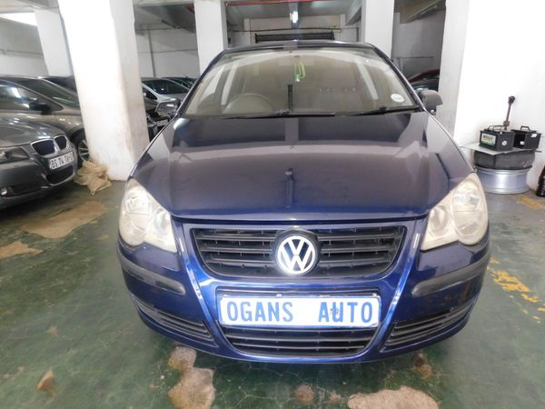 2007 Volkswagen Polo 1.6 Trendline  Gauteng Johannesburg_0