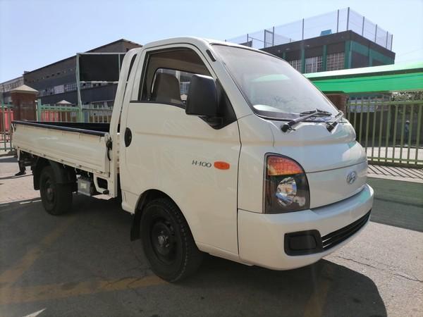 2018 Hyundai H100 Bakkie 2.6 D TIP CC Gauteng Johannesburg_0