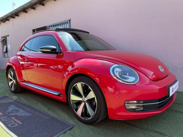 2014 Volkswagen Beetle 1.4 Tsi Sport Dsg  Gauteng Boksburg_0