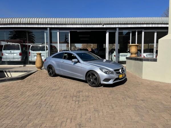 2013 Mercedes-Benz E-Class E400 Coupe Mpumalanga Delmas_0