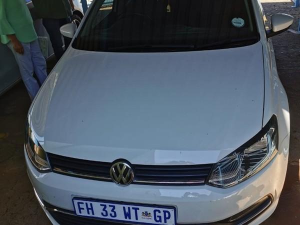 2016 Volkswagen Polo GP 1.2 TSI Comfortline 66KW Gauteng Pretoria_0