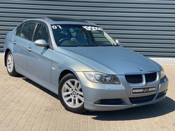 2007 BMW 3 Series 320d e90  Mpumalanga Evander_0