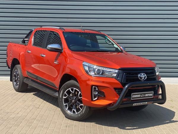 2020 Toyota Hilux 2.8 GD-6 RB Legend 50 Auto Double Cab Bakkie Mpumalanga Evander_0