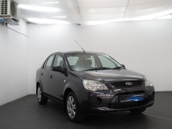 2014 Ford Ikon 1.6 Ambiente  Gauteng Edenvale_0