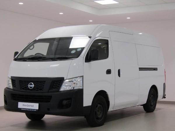 2014 Nissan NV350 2.5 dCi Wide Panel Van Western Cape Milnerton_0