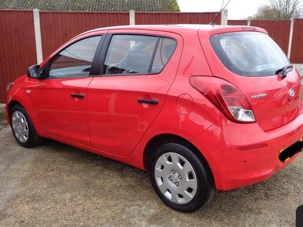 2014 Hyundai i20 1.2 Motion  Gauteng Pretoria_0