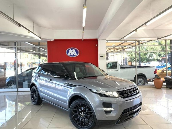 2014 Land Rover Range Rover Evoque 2.2 Sd4 Dynamic  Gauteng Vereeniging_0