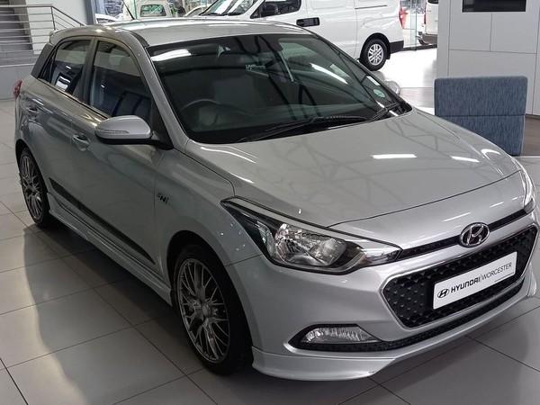 2017 Hyundai i20 1.4 N Series Western Cape Worcester_0