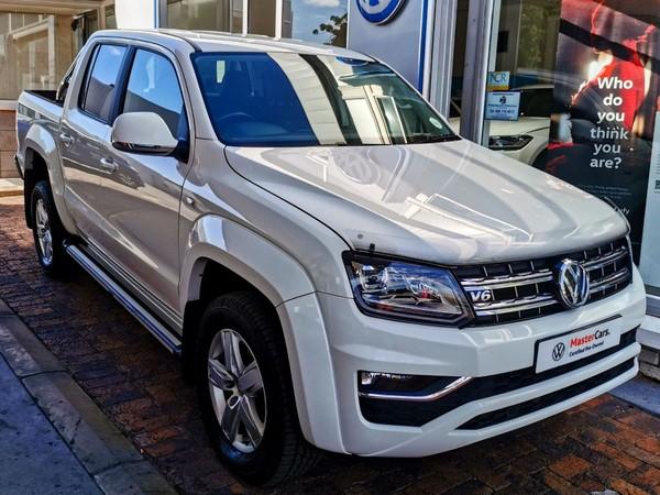 2018 Volkswagen Amarok 3.0 TDi Highline 4Motion Auto Double Cab Bakkie Western Cape Oudtshoorn_0