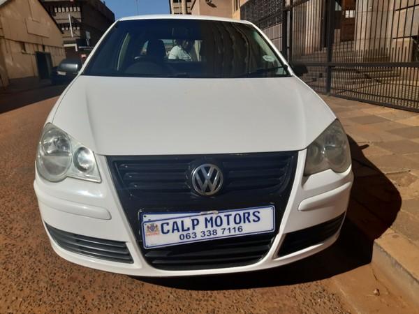2009 Volkswagen Polo 1.6 Comfortline  Gauteng Marshalltown_0