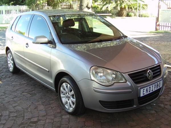 2008 Volkswagen Polo 1.6 Comfortline At  Gauteng Boksburg_0