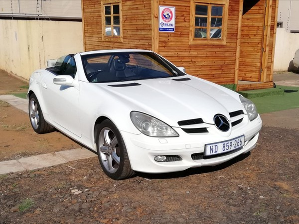 2006 Mercedes-Benz SLK-Class Slk 350 At  Kwazulu Natal Durban_0