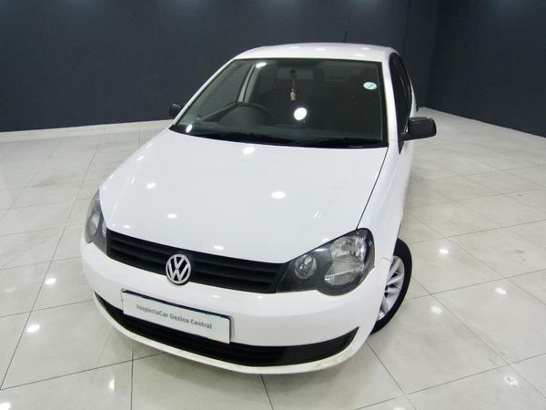2012 Volkswagen Polo 1.6 Trendline 5dr  Gauteng Pretoria_0