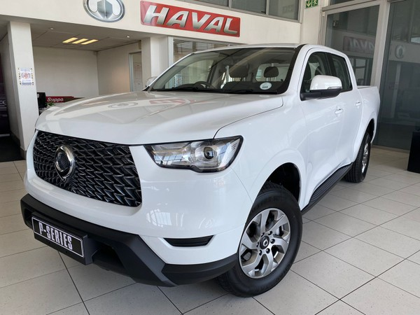 2021 GWM P-Series CV 2.0TD SX Double Cab Bakkie Gauteng Four Ways_0