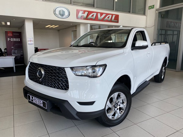 2021 GWM P-Series CV 2.0TD SX Single Cab Bakkie Gauteng Four Ways_0