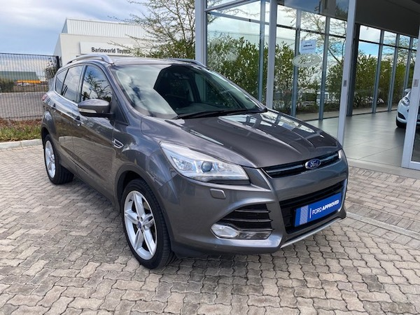 2014 Ford Kuga 1.6 Ecoboost Titanium AWD Auto Western Cape Kuils River_0