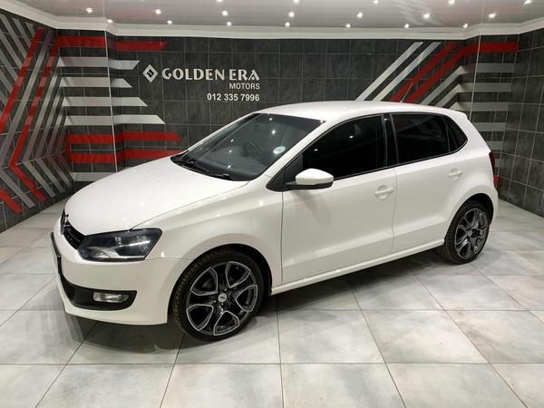2012 Volkswagen Polo 1.6 Comfortline 5dr  Gauteng Pretoria_0