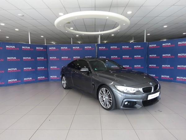 2017 BMW 4 Series Coupe M Sport Western Cape Parow_0