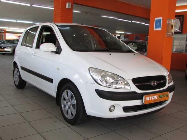 2010 Hyundai Getz 1.4  Western Cape Cape Town_0