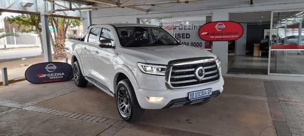2021 GWM P-Series PV 2.0TD LT 4X4 Auto Double Cab Bakkie Gauteng Pretoria_0