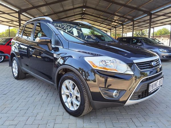 2012 Ford Kuga 2.5t Awd Trend AT North West Province Klerksdorp_0