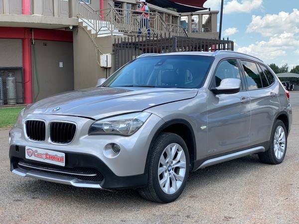 2011 BMW X1 Sdrive18i  Gauteng Brakpan_0