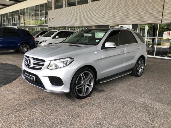 2017 Mercedes-Benz GLE Mercedes-Benz GLE 500 AMG LINE Gauteng Menlyn_0