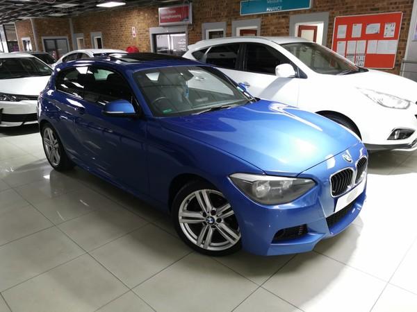 2012 BMW 1 Series 116i M Sport Line 5dr f20  Gauteng Benoni_0