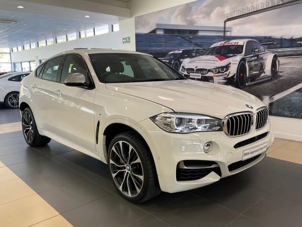 2020 BMW X6 X6 M50d Western Cape Stellenbosch_0