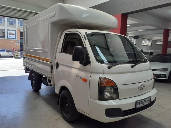 2016 Hyundai H100 Bakkie 2.6d Fc Ds Gauteng Johannesburg_0