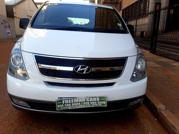 2018 Hyundai H-1 Gl 2.4 Cvvt Fc Pv  Gauteng Johannesburg_0