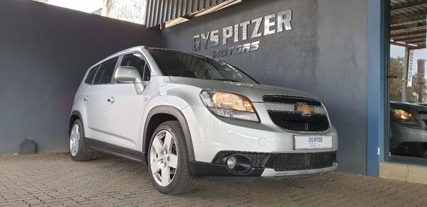 2011 Chevrolet Orlando 1.8lt  Gauteng Pretoria_0