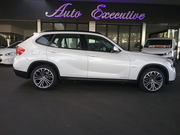2012 BMW X1 Sdrive20d At  Western Cape Western Cape_0
