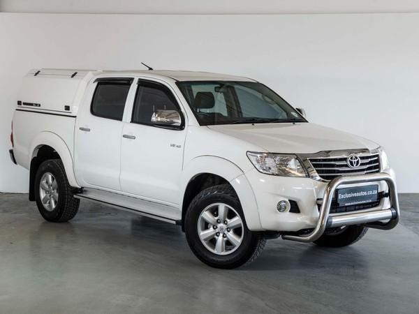 2012 Toyota Hilux 4.0 V6 Heritage Rb At Pu Dc  Gauteng Pretoria_0