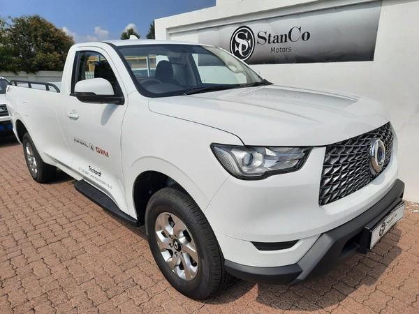 2021 GWM P-Series CV 2.0TD SX Single Cab Bakkie Mpumalanga Standerton_0