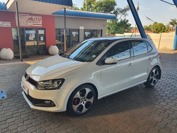 2013 Volkswagen Polo Gti 1.4tsi Dsg  Gauteng Pretoria_0