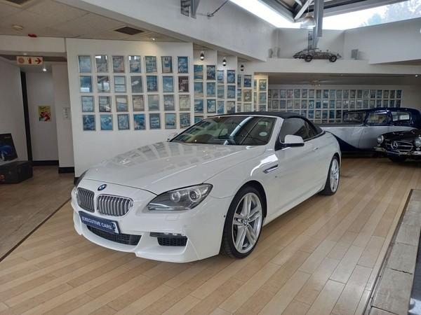 2014 BMW 6 Series 650i Convert M Sport Auto Gauteng Randburg_0