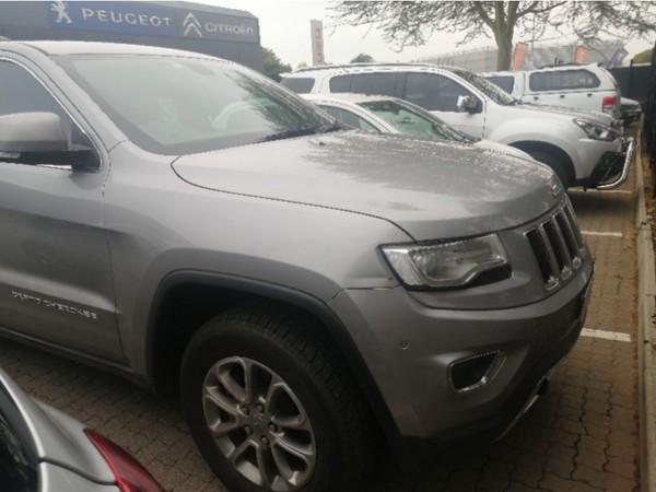 2016 Jeep Grand Cherokee 3.6 Limited Gauteng Pretoria_0