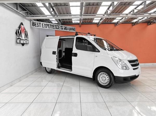 2012 Hyundai H-1 2.5 CRDi Panel Van Gauteng Pretoria_0