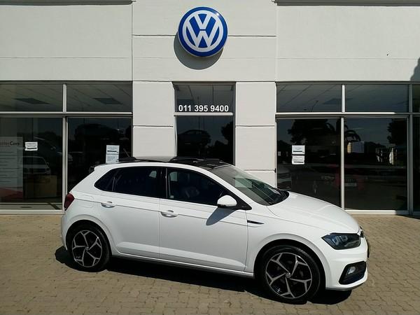 2018 Volkswagen Polo 1.0 TSI Comfortline DSG Gauteng Benoni_0