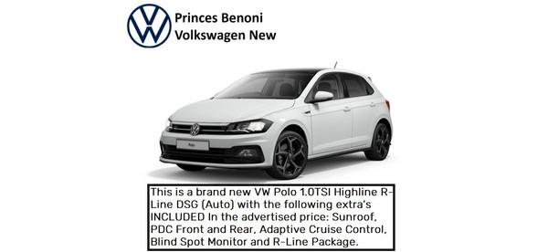 2021 Volkswagen Polo 1.0 TSI Highline DSG 85kW Gauteng Benoni_0