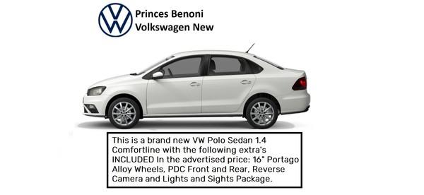 2021 Volkswagen Polo GP 1.4 Comfortline Gauteng Benoni_0