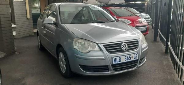 2008 Volkswagen Polo Classic 1.4 Trendline  Gauteng Johannesburg_0