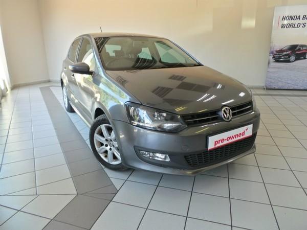 2011 Volkswagen Polo 1.6 Comfortline 5dr  Gauteng Pretoria_0